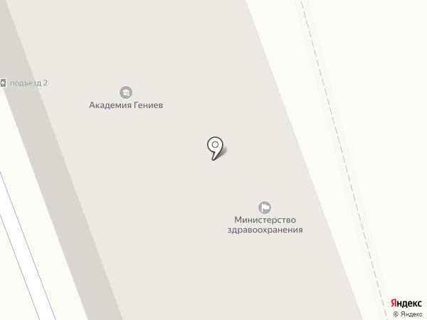 Нотариус Беневоленская И.В. на карте Ангарска