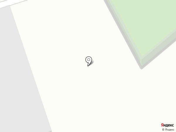 На Автобазе на карте Ангарска