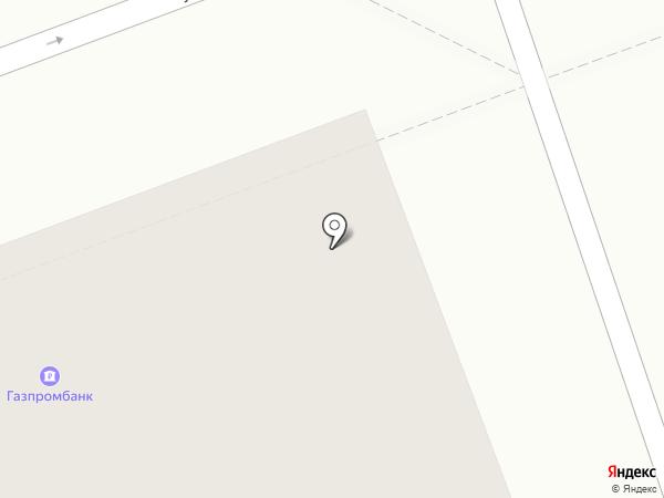 Банкомат, Газпромбанк на карте Ангарска
