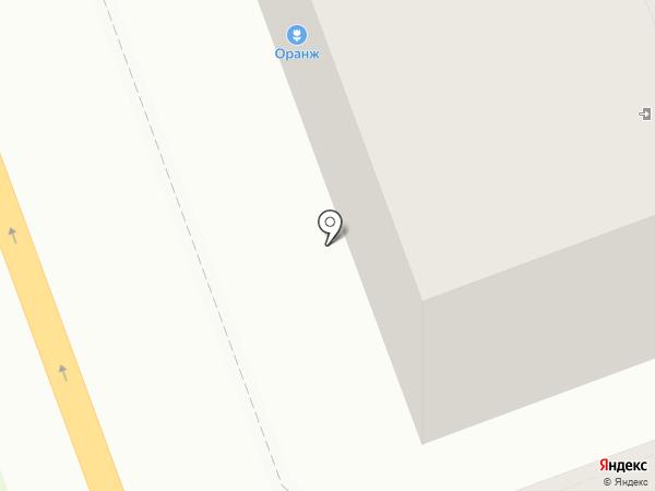 Комодита на карте Ангарска