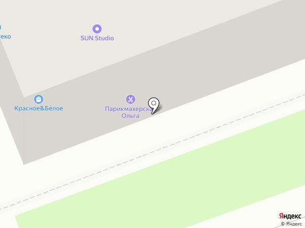 Face bar на карте Ангарска