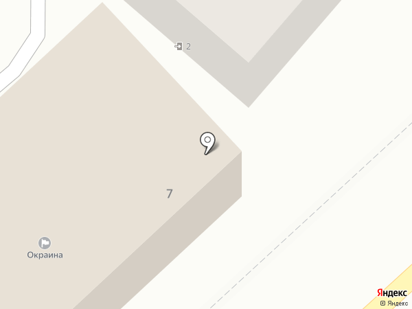 Централизованная библиотечная система на карте Ангарска