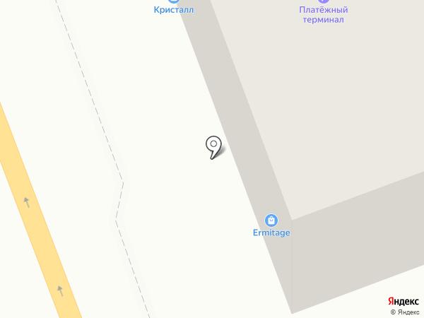 Ранетка на карте Ангарска