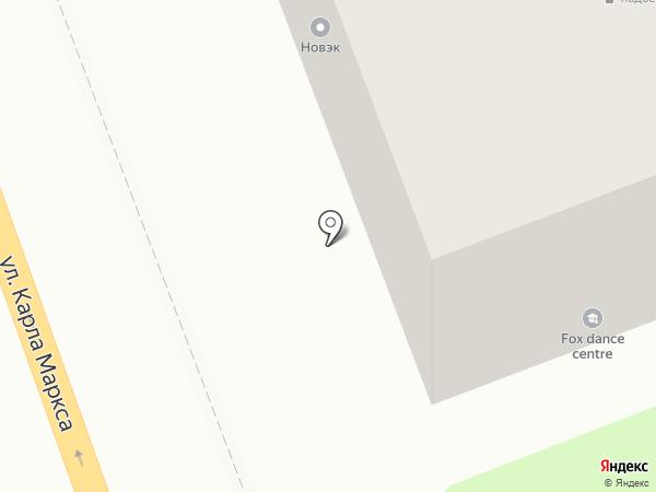 Сатурн на карте Ангарска