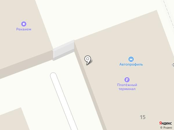 Банкомат, Сбербанк, ПАО на карте Ангарска