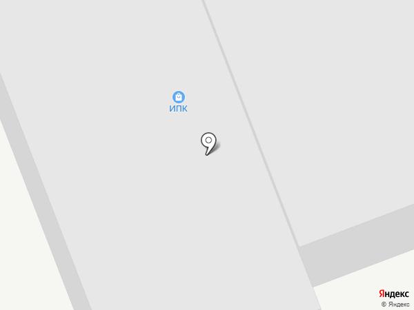 Глобус-М на карте Ангарска