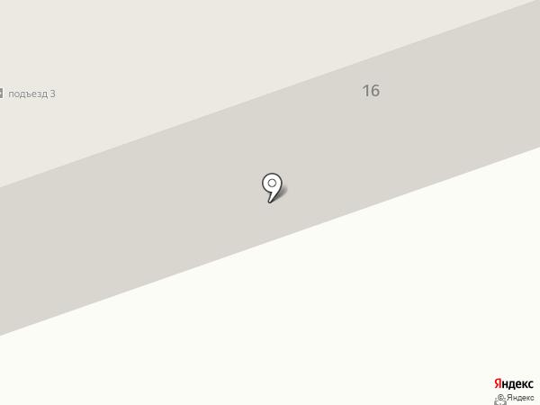 Булочка на карте Ангарска