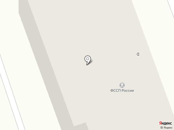 Министерство социального развития на карте Ангарска