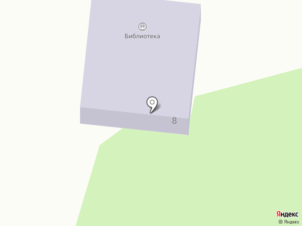 Библиотека на карте Мотов