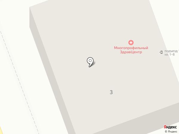 Сотый на карте Ангарска