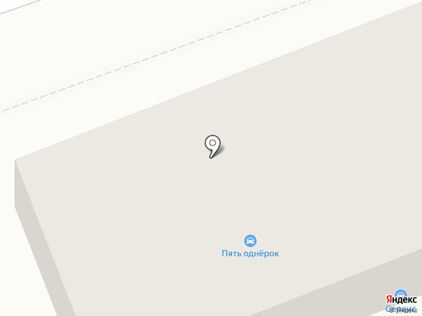 Поехали! на карте Ангарска