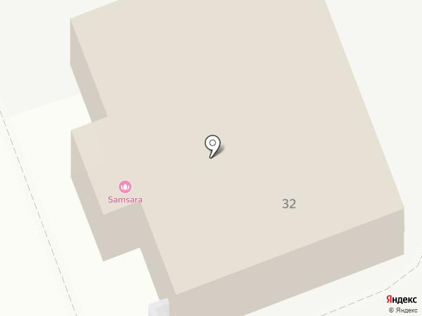 SAMSARA на карте Ангарска