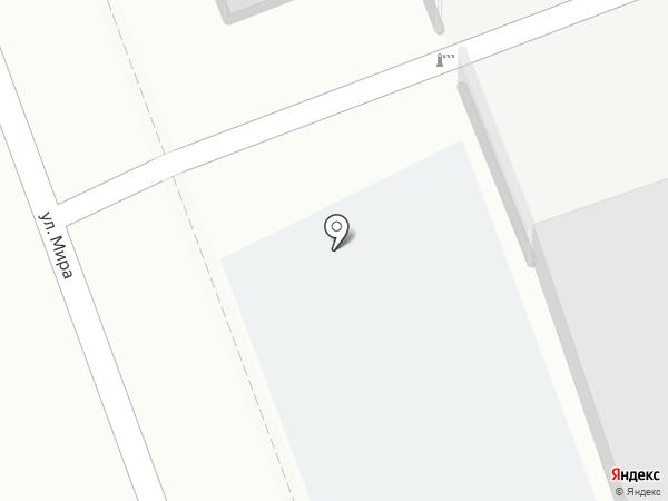 Ангария на карте Ангарска