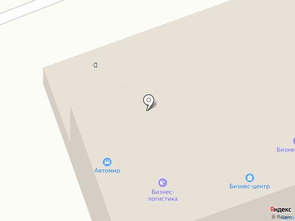 СибСтройСервис на карте Ангарска