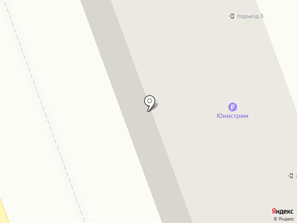 Почтовое отделение №21 на карте Ангарска