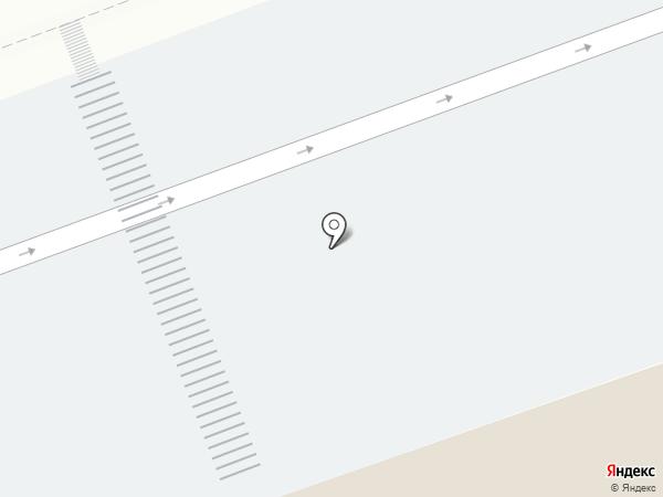 ДСК на карте Ангарска