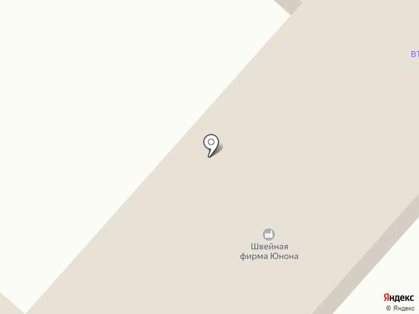 Миллениум на карте Ангарска