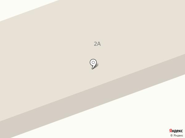Метрео на карте Ангарска