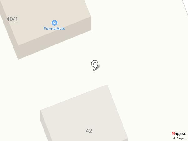 FormulAuto на карте Ангарска