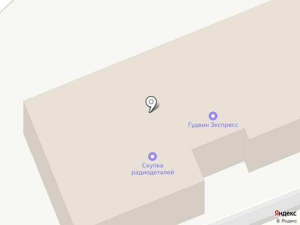 Магазин игрушек на карте Ангарска