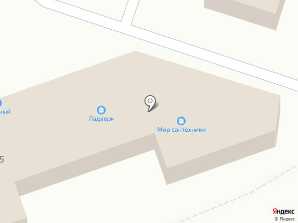 Строймонтаж на карте Ангарска