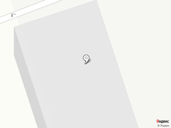 Лабаз, ЗАО на карте Ангарска