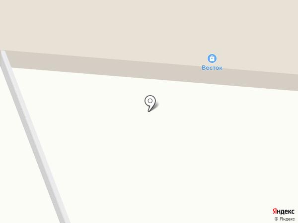 ВОСТОК на карте Ангарска