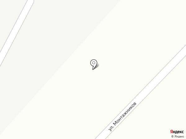 У Кольца на карте Ангарска