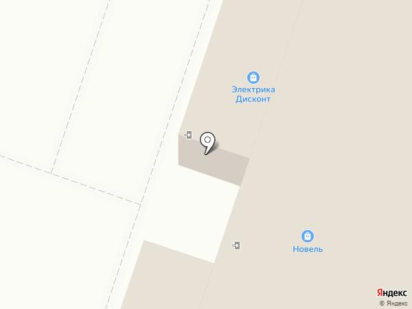 АМТ на карте Ангарска