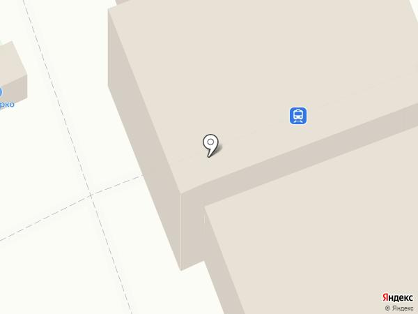 Ангарское линейное отделение полиции на карте Ангарска