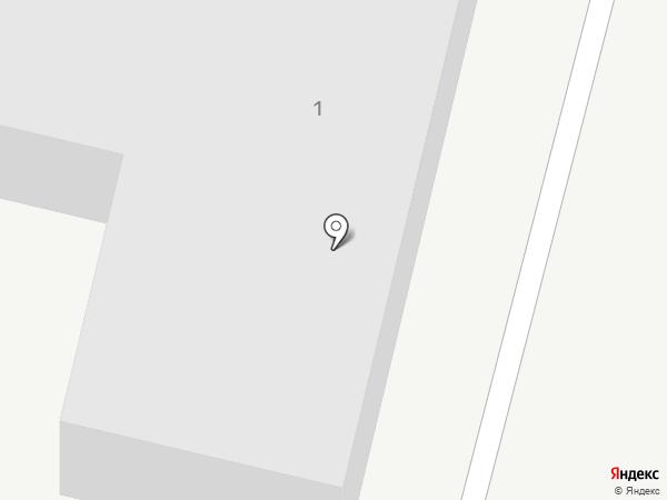 Специальное учреждение временного содержания иностранных граждан УФМС России по Иркутской области на карте Ангарска