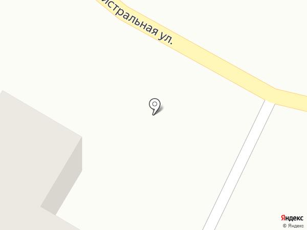 СТО на карте Мотов
