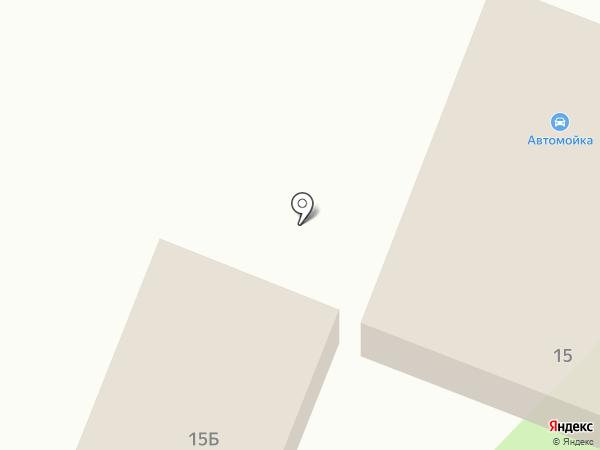 АЗС 555 на карте Мотов