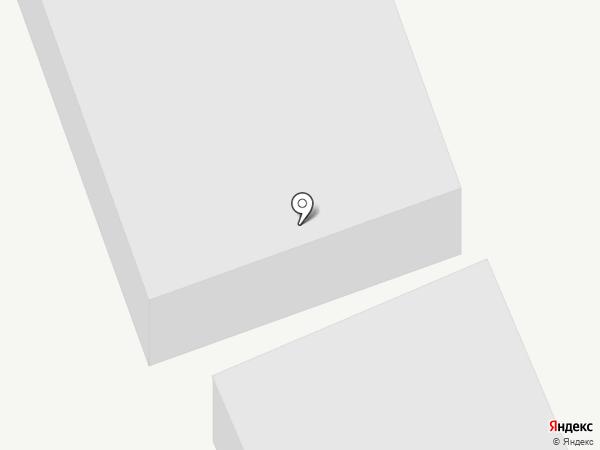 Ремонтно-строительный трест на карте Ангарска