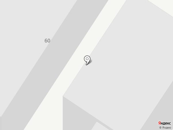 Капитан на карте Ангарска