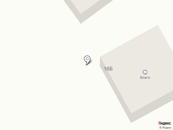 Благо на карте Баклаш