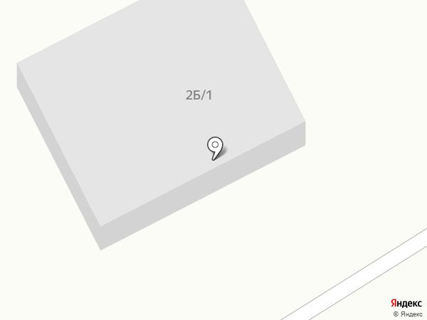 Бородино на карте Баклаш