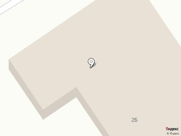 ИрТранс автокемпинг Бородино на карте Баклаш