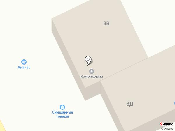 Минимаркет на карте Баклаш