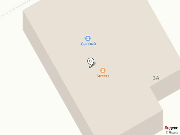 Удачный на карте Баклаш