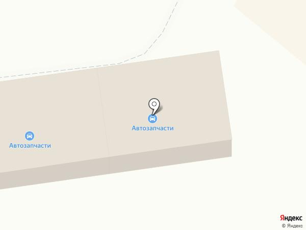 Магазин автозапчастей на ул. 4-й микрорайон на карте Шелехова