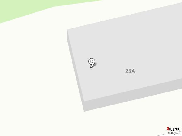 Берлога на карте Баклаш