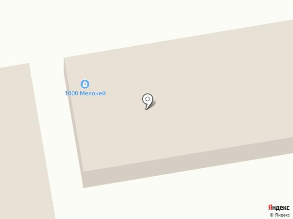 Магазин мужской и женской одежды на карте Шелехова