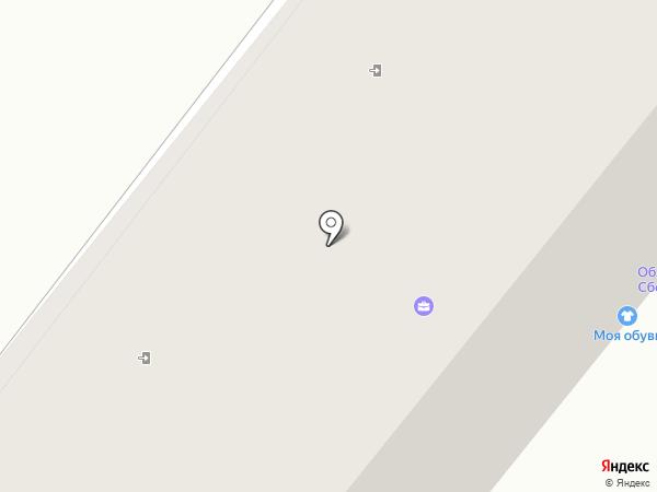Дива на карте Шелехова