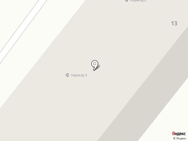 Кедр на карте Шелехова