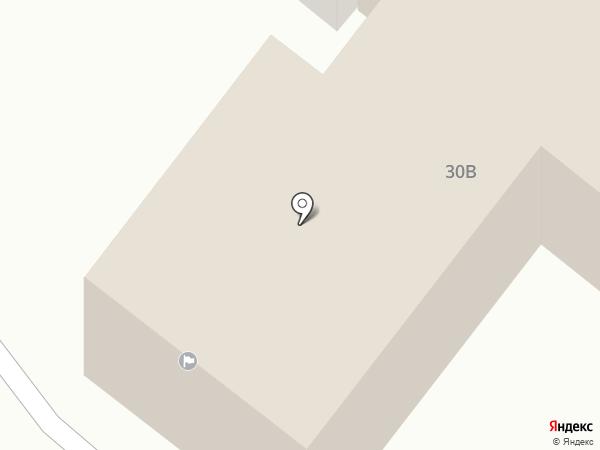 Мегаполис-Телеком на карте Шелехова