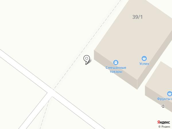 Успех на карте Шелехова