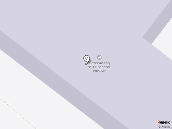 Детский сад №17, Золотой ключик на карте Шелехова