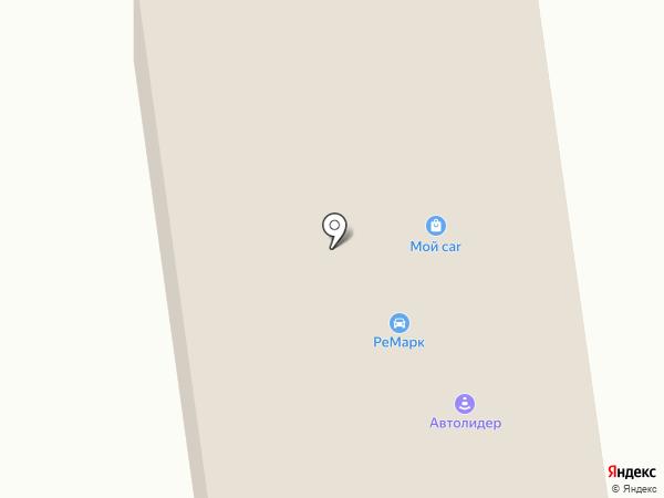 Автосервис на карте Шелехова