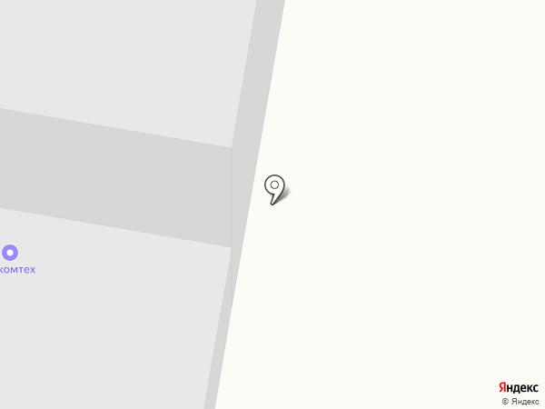 Иркутсккабель на карте Шелехова